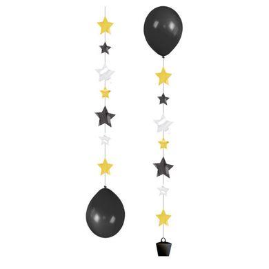 Balónový chvost Stars