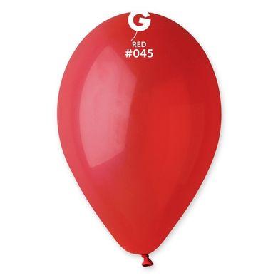 Balóny červené 50 ks