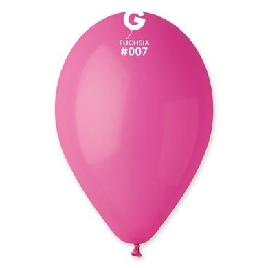 Balóny fuchsia