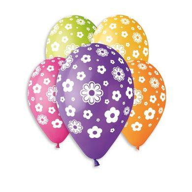Balóny Kvietky 5 ks