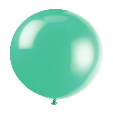Balón veľký smaragdový