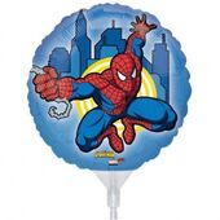 Mini fóliový balón Spiderman action