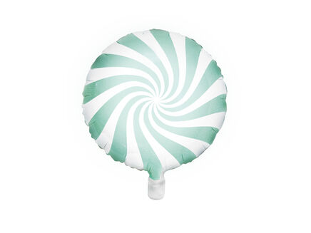 Fóliový balón Candy mentolový
