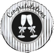 Fóliový balón Congrats