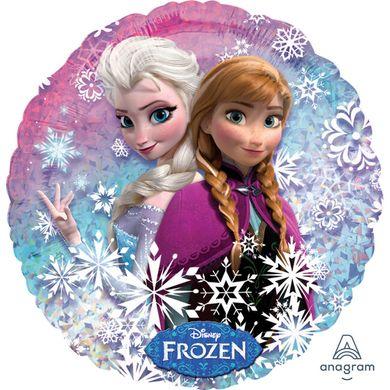 Fóliový balón Frozen duo