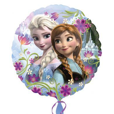 Fóliový balón Frozen flowers