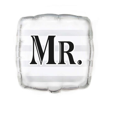 Fóliový balón Mr.