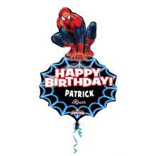 Fóliový balón supershape Spider-Man