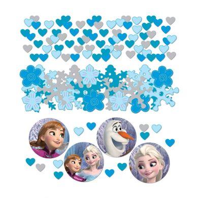 Konfety Frozen