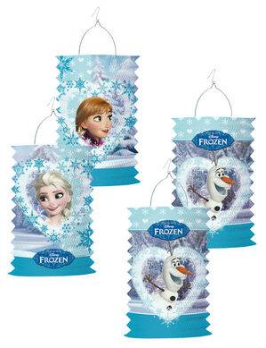 Lampión Frozen