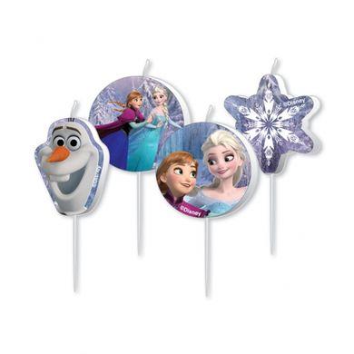 Mini sviečky Frozen