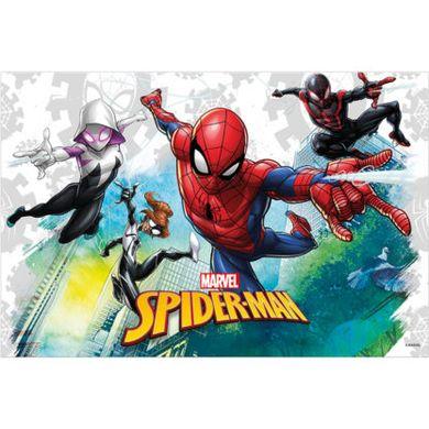 Obrus Spiderman Team up