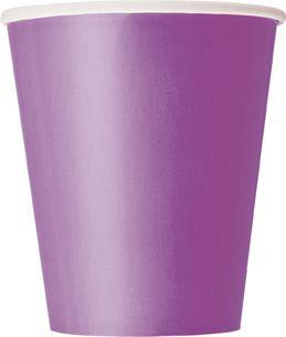 Pohárik fialový