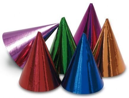 Prismatické klobúčiky