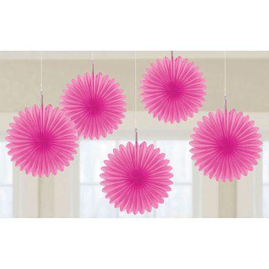 Mini rozetky ružové