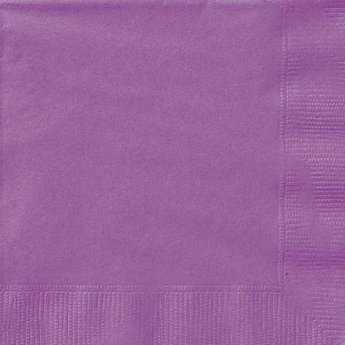 Servítky fialové