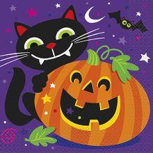 Servítky Happy Halloween