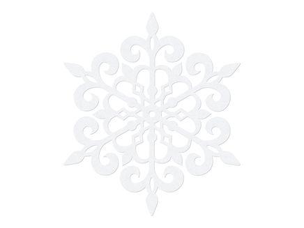 Snehová vločka 13 cm