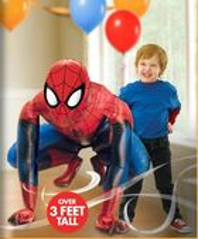 Airwalker Spiderman
