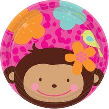 Tanierik malý Monkey Love