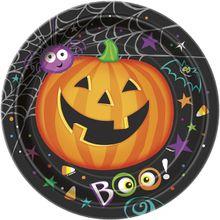 Tanierik veľký Detský Halloween