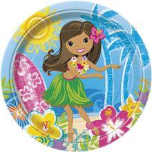Tanierik veľký Hawai