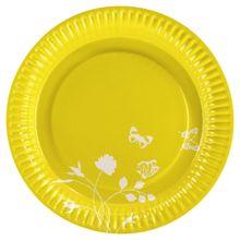 Tanierik žltý color concept