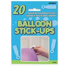 Úchytky na balóny