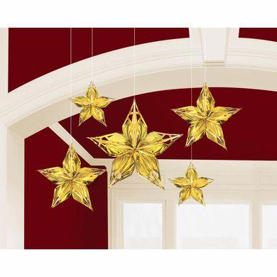Visiace dekorácie Glitz & Glam
