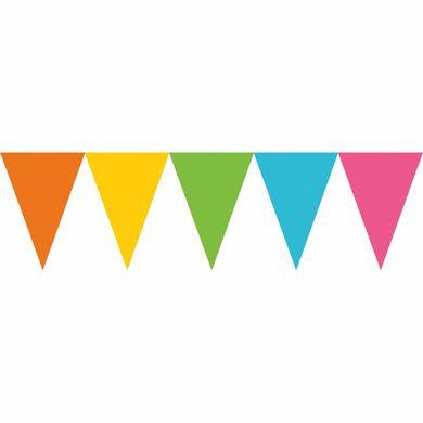Vlajočky multicolour