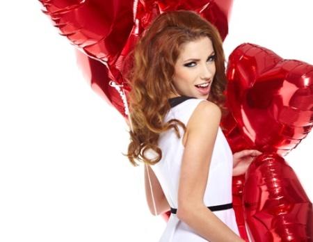 foliové balóny srdcia