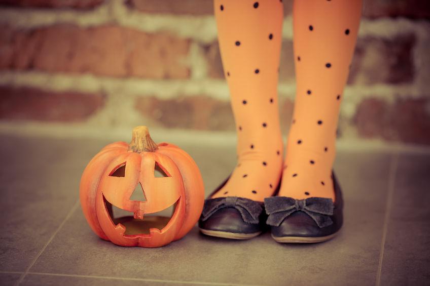 Doplňky a rekvizity na Halloween