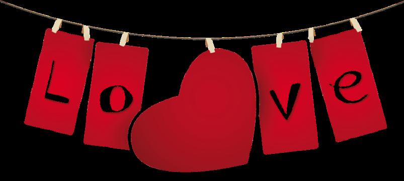 valentýn dekorácie