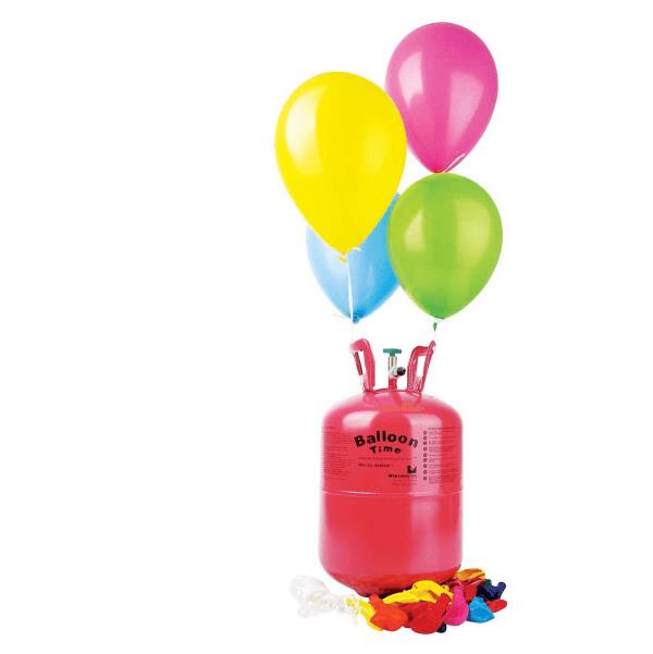 Výhodné hélium do balónků