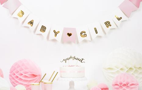 Kisgyermek születik, baby shower