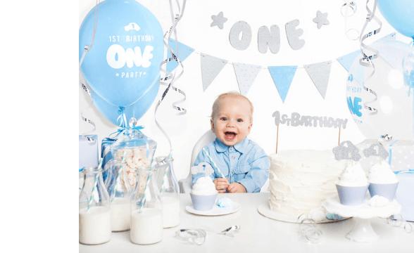 Oslava prvních narozenin