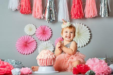 Themen den ersten Geburtstag zu feiern