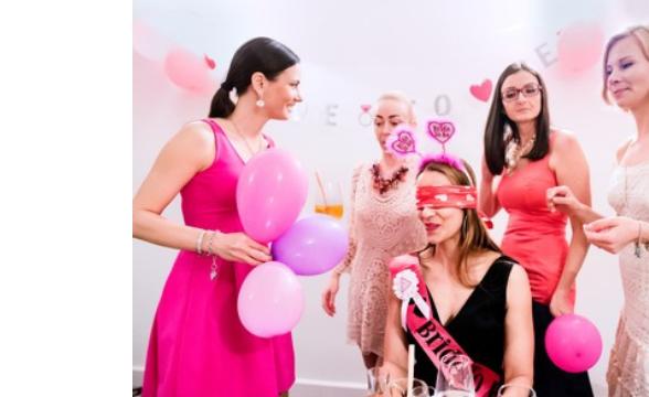 Junggesellinnenabschied für die Braut
