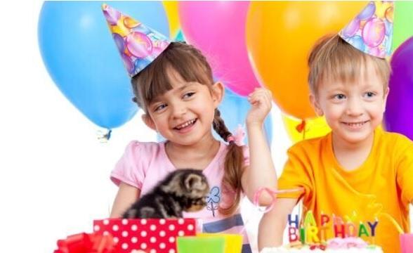 dětské oslavy