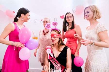 Bachelorette Party, Polterabend