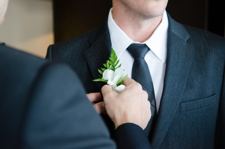 Svatební pírka