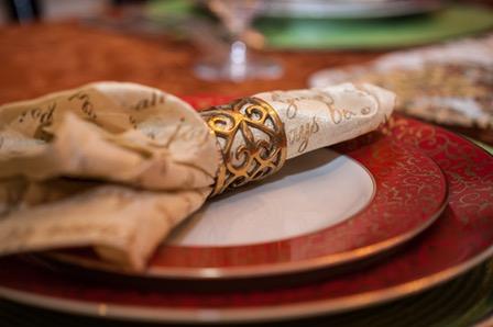 Svadobné servítky
