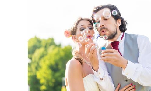 Svadobné bublifuky
