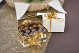 Box na čokoládu zlatý 125 g - 5 ks