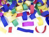 Vystreľovacie konfety farebné 20 cm