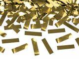 Vystreľovacie konfety zlaté