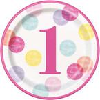 1. narodeniny dievčatko