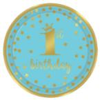 1. narodeniny modré