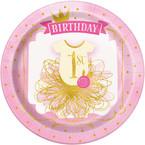 1. narodeniny Princess