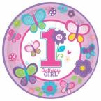 1.narodeniny B-day Girl